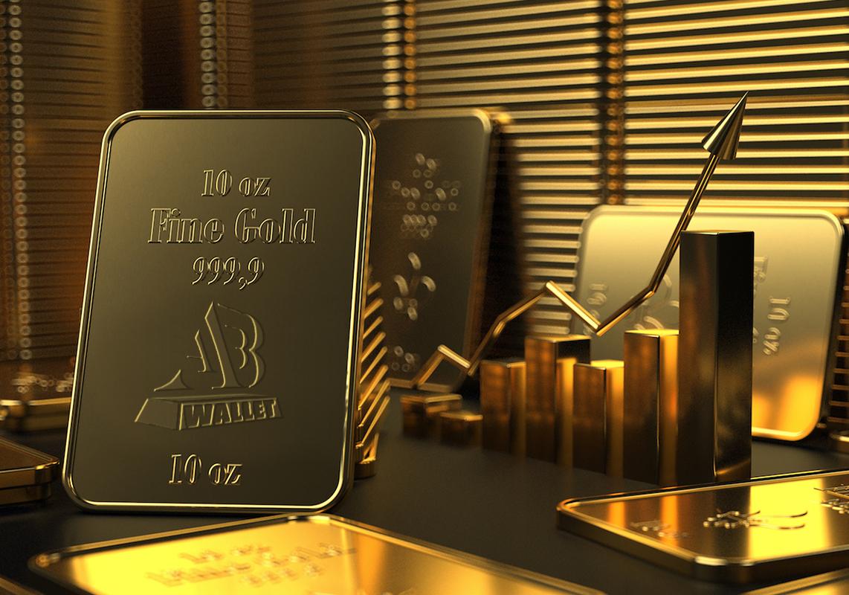 AABB Wallet Fine Gold Bar