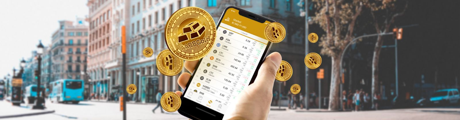 AABB Cryptocurrency Wallet